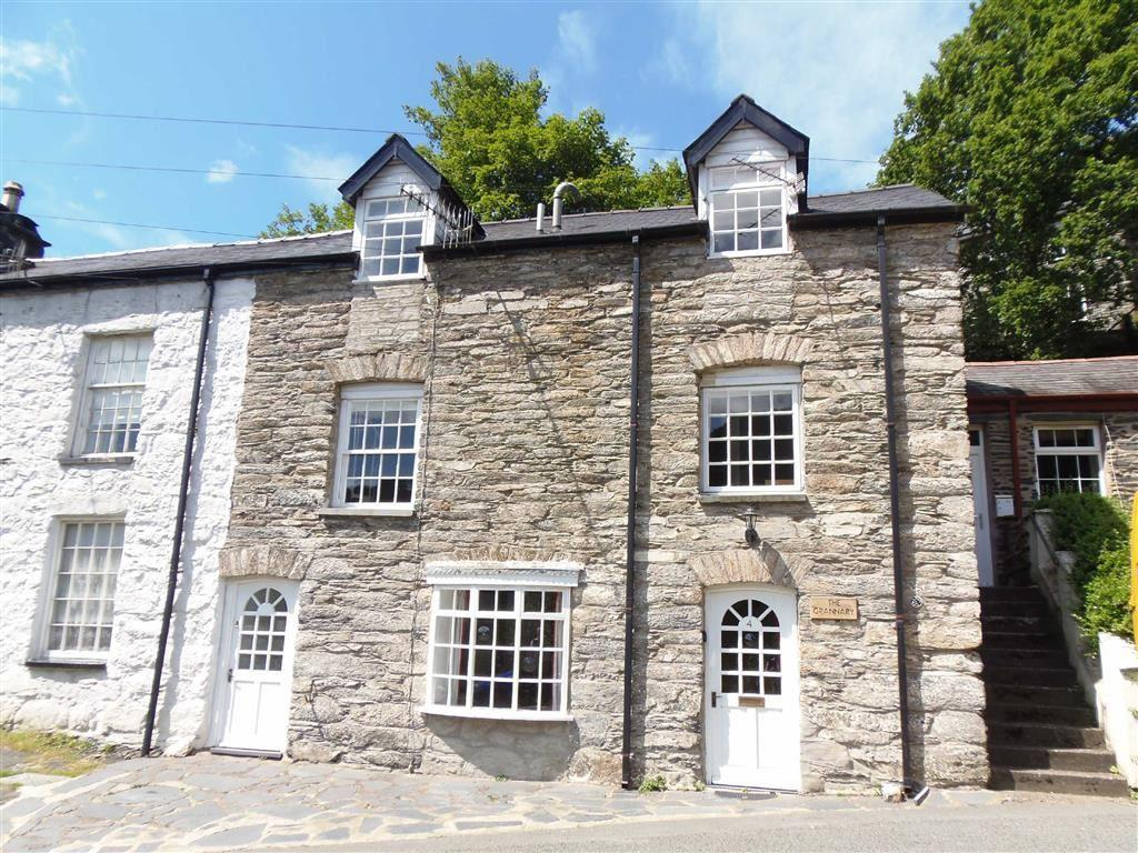 4 Bedrooms Semi Detached House for sale in The Granary, Corris, Nr Machynlleth, SY20
