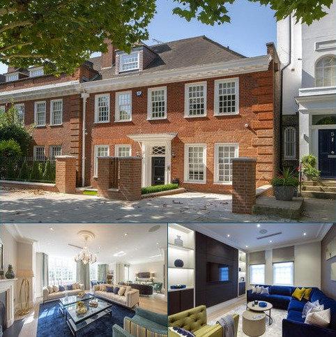 5 bedroom semi-detached house for sale - Hamilton Terrace, St. John's Wood, London, NW8