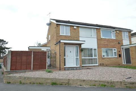 3 bedroom semi-detached house for sale - Sonning Way, Glen Parva, Leicester