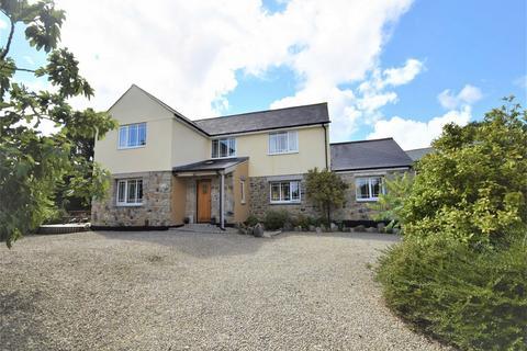 6 bedroom barn conversion for sale - Lanner