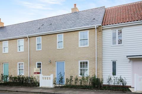 2 bedroom terraced house for sale - Worlingworth, Nr Framlingham, Suffolk