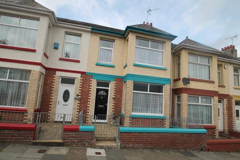 3 bedroom terraced house for sale - Browning Road, Plymouth