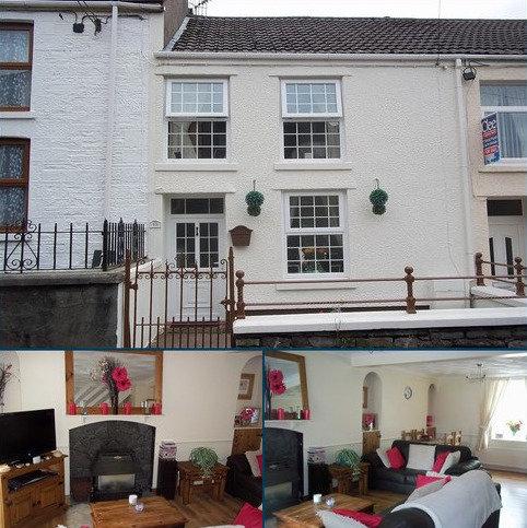 2 bedroom terraced house to rent - , Darren Road, Ystalyfera, Swansea.