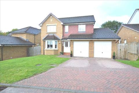 4 bedroom detached house for sale - Wellmeadows Court, Hamilton larger style 4 bed detached with SUNROOM-excellent plot in quiet cul-de-sac