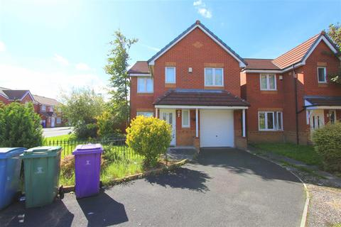 4 bedroom detached house for sale - Torpoint Close, Huyton, Liverpool