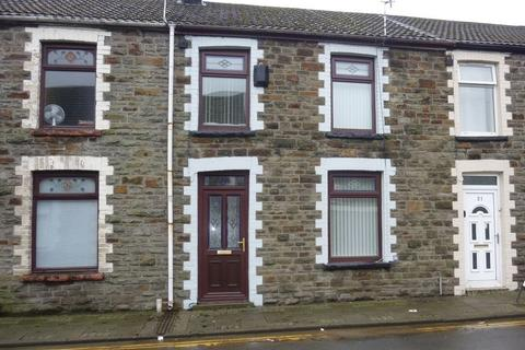 3 bedroom terraced house to rent - River Terrace, Porth CF39 9LS