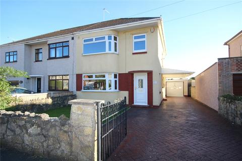 3 bedroom semi-detached house for sale - Bush Avenue, Little Stoke, Bristol, BS34