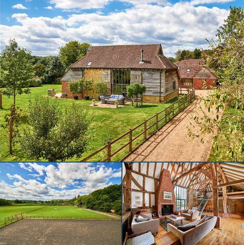 5 bedroom detached house for sale - Vann Road, Fernhurst, Haslemere, West Sussex, GU27