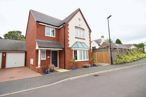 4 bedroom detached house for sale - Harvest Grove, Bloxwich, Walsall