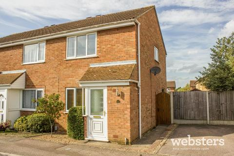 2 bedroom semi-detached house for sale - Wakehurst Close, Norwich NR4
