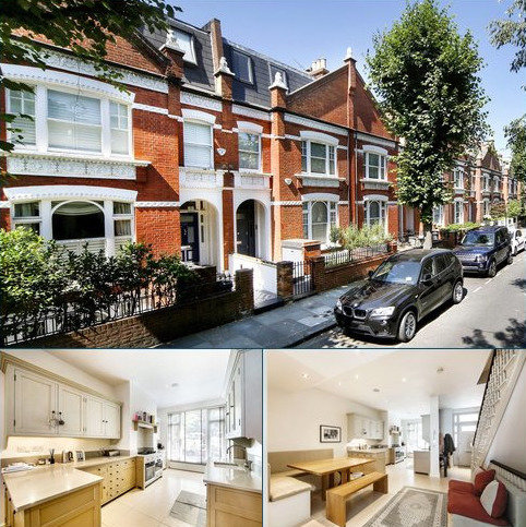 5 bedroom terraced house for sale - Chipstead Street, London