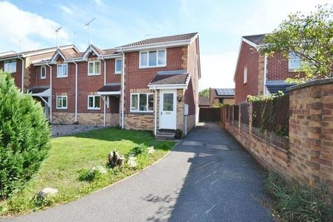 2 bedroom semi-detached house for sale - PORTHCAWL PLACE, OAKWOOD