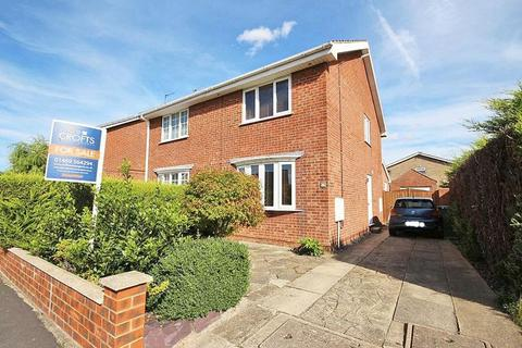 2 bedroom semi-detached house for sale - ANCHOLME AVENUE, IMMINGHAM