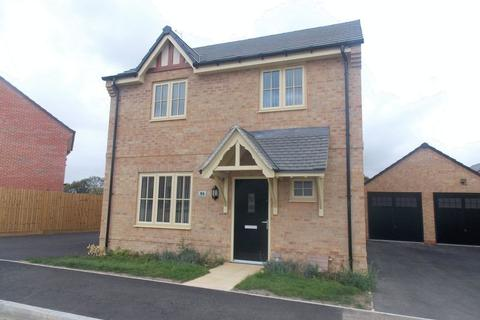 4 bedroom detached house to rent - Glebe Road, Northampton
