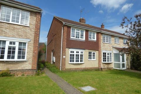 3 bedroom semi-detached house to rent - Rutland Walk, Moulton, Northampton