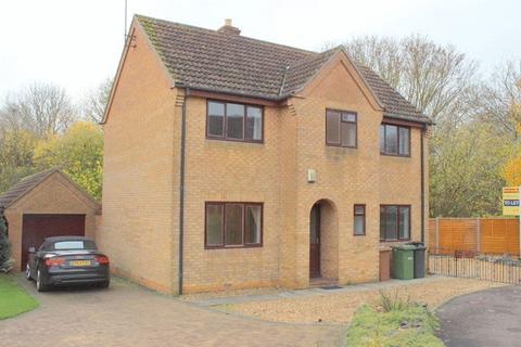 4 bedroom detached house to rent - Lingwood Park, Longthorpe, Peterborough, PE3 6RX