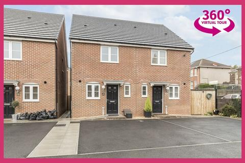 2 bedroom semi-detached house for sale - Obama Grove, Newport - REF# 00005189 - View 360 Tour at http://bit.ly/2QQNZN8