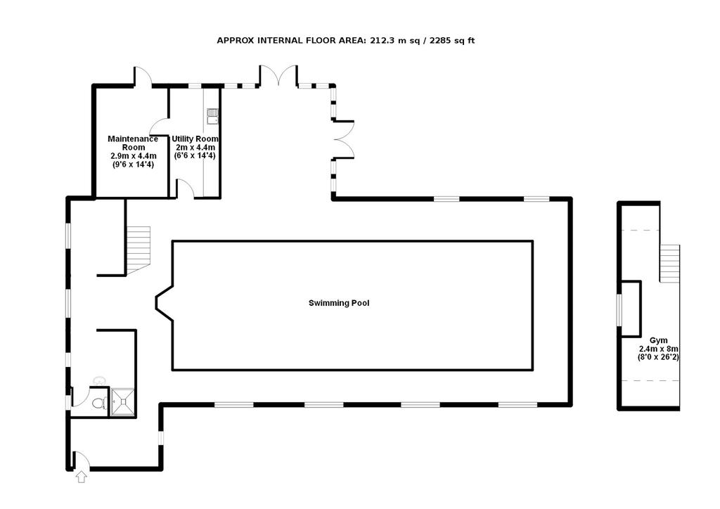 Floorplan 3 of 4: Outbuildings