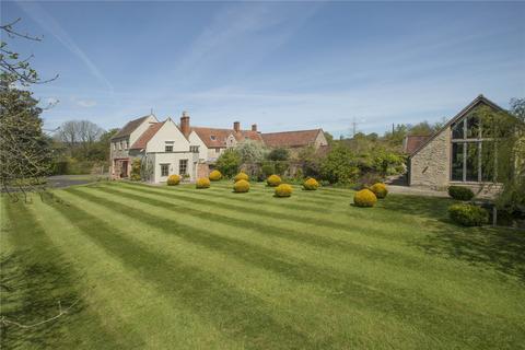 6 bedroom detached house for sale - Pennybatch Lane, Burcott, Wells, Somerset, BA5