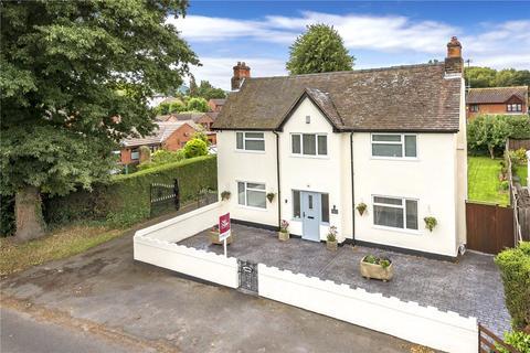 4 bedroom detached house for sale - Donnerville Farm House, Wellington Road, Admaston, Telford, Shropshire, TF5