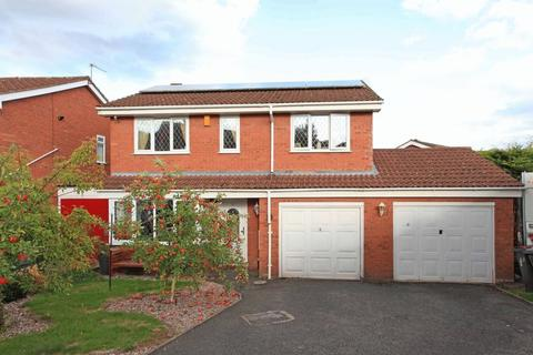 4 bedroom detached house for sale - Gittens Drive, Aqueduct Telford