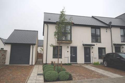 2 bedroom end of terrace house for sale - Lysander Lane, Derriford, Plymouth. Simply stunning 2 double bedroomed Cavanna home with gorgeous garden.