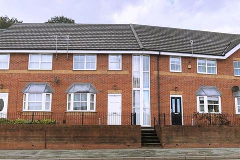 3 bedroom terraced house to rent - Hartshill Road, Hartshill