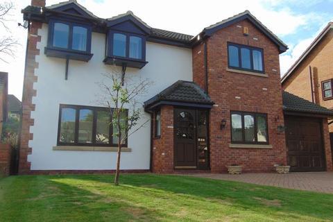 4 bedroom detached house for sale - Danebower Road, Stoke-On-Trent