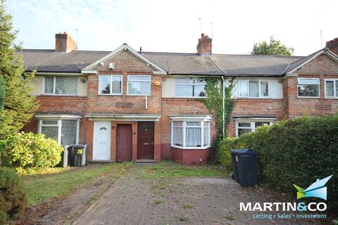 4 bedroom terraced house to rent - Quinton Road, Harborne, B17