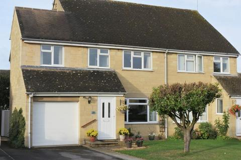 4 bedroom semi-detached house for sale - Alexander Drive, Cirencester, Gloucestershire.