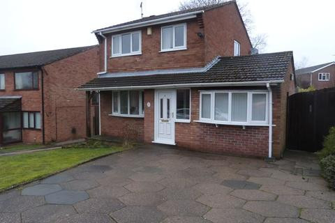 3 bedroom detached house to rent - Asquith Close, Stoke-On-Trent ST8 7LN