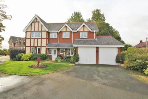 5 bedroom detached house for sale - The Parklands, Chirk