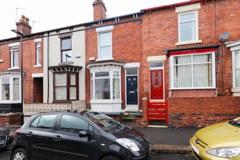 3 bedroom terraced house to rent - South View Crescent, Netheredge