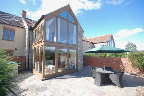 2 bedroom barn conversion for sale - Dulcote, near Wells