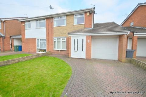 3 bedroom semi-detached house for sale - Raglan Avenue, Manchester
