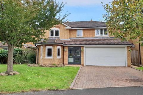 4 bedroom detached house for sale - Wolverton Drive, The Villas, Wilmslow