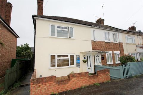 3 bedroom end of terrace house for sale - Fane Road, Walton, Peterborough