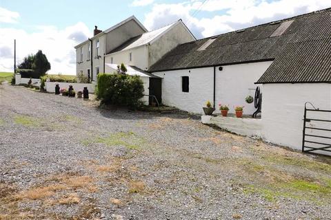 4 bedroom property with land for sale - Llangyndeyrn