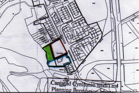 Land for sale - Adjacent to Tyn y Ffridd, Trawsfynydd