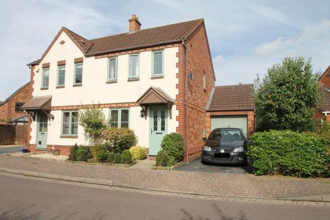 2 bedroom semi-detached house for sale - Graylag Crescent, Walton Cardiff, Tewkesbury