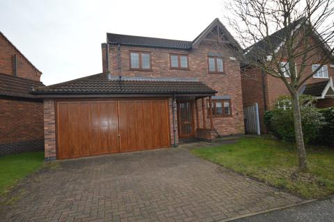 4 bedroom detached house to rent - Stonesby Vale, West Bridgford
