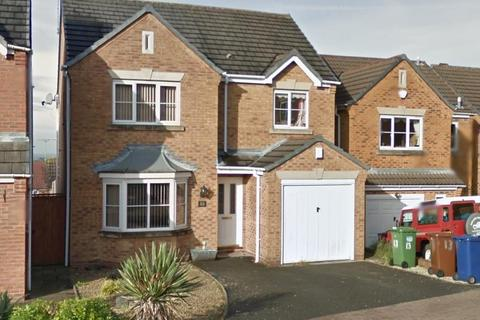 4 bedroom detached house to rent - Adelaide Drive, Cannock
