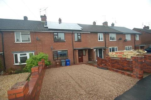 3 bedroom house to rent - Pennycroft Road, Uttoxeter, ST14 7ER