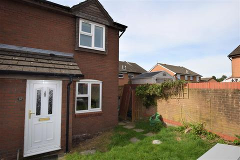 2 bedroom end of terrace house for sale - Purdey Close, Barry