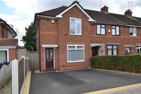 3 bedroom end of terrace house for sale - Effingham Road, Birmingham, B13