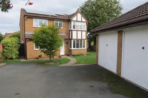 4 bedroom detached house for sale - Sedgeford Drive, Shrewsbury, Shropshire