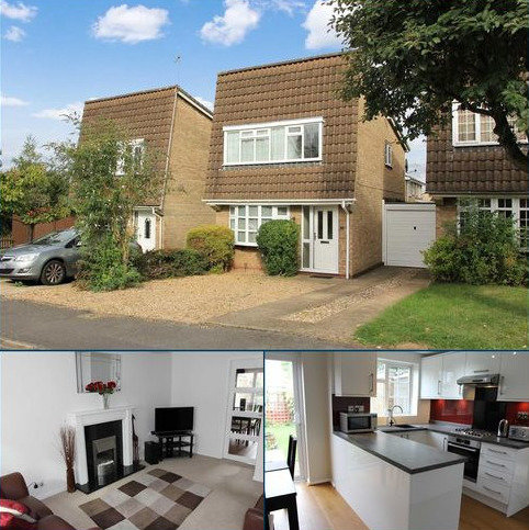 3 bedroom detached house for sale - Laureston Drive, Stoneygate, Leicester