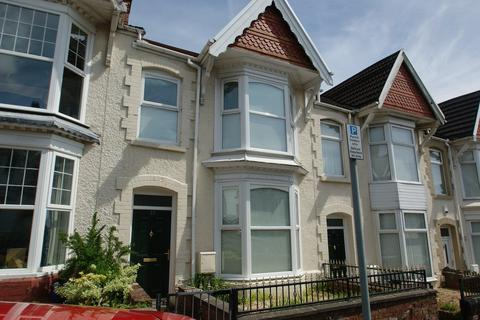 3 bedroom terraced house to rent - Ernald Place, Uplands, SWANSEA, SA2