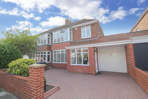 3 bedroom semi-detached house for sale - The Uplands, Newcastle Upon Tyne