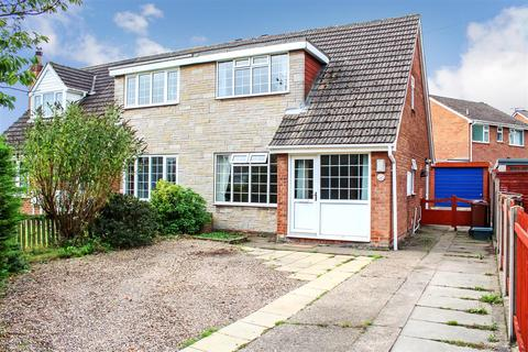 2 bedroom semi-detached house for sale - Town Hill Drive, Broughton, Brigg